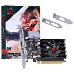 Placa De Vídeo Amd Pcyes Radeon Hd 6450 Low Profile 2gb Ddr3