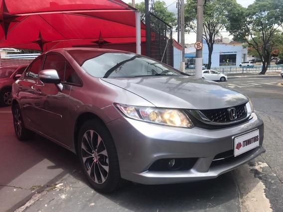 Honda Civic Lxr 2.0 Flex