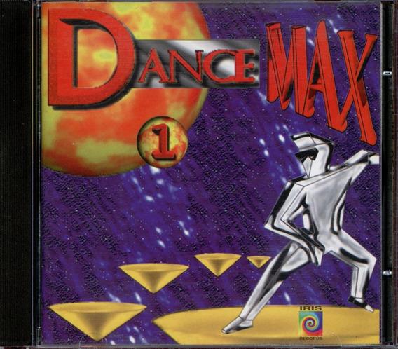 Cd Dance Max - Vol 1