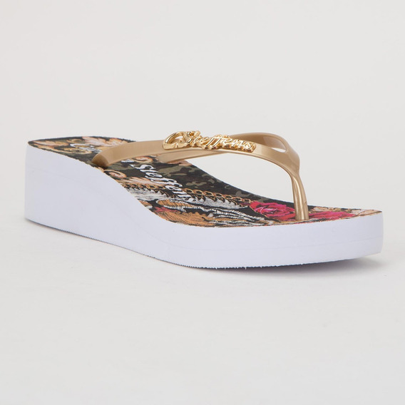 Chinelo Tiger Gold - R3016445066