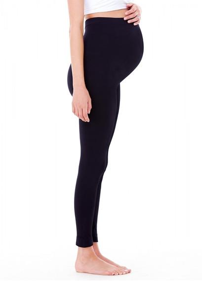 Calza Maternal Para Embarazo En Lycra Calidad Premium
