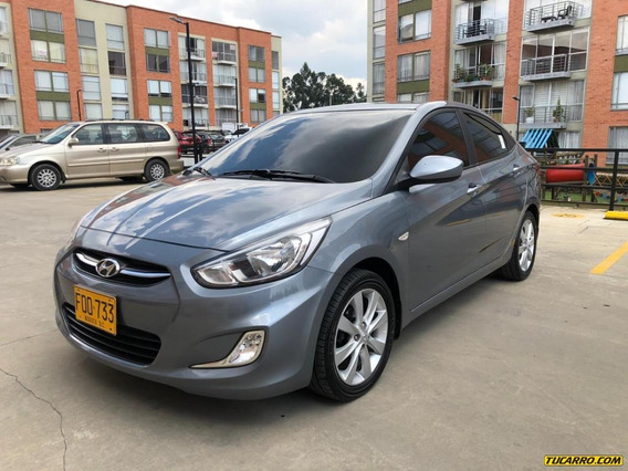 Hyundai I25 Accent Premium Fe 1.6cc Mt