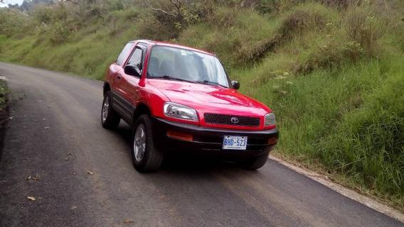 Toyota Rav 4 Automático, 4x2