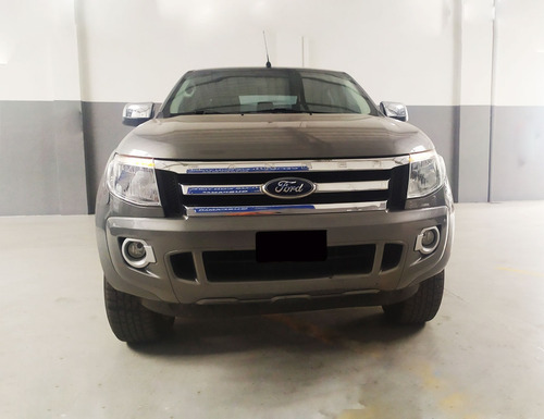Ford Ranger Dc 4x2 Xlt 3.2l D