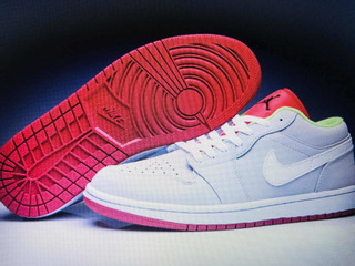 Jordan 1 Retro Low Hare Originales