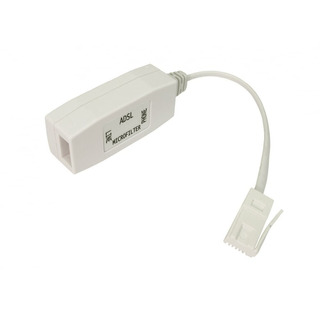 Filtro Adsl Simple Para Linea Telefonica Rj11 - Factura A/b