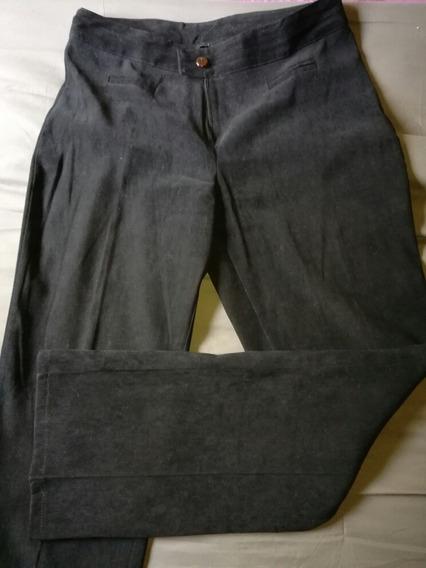 Pantalón De Vestir Dama Color Negro - Talle L