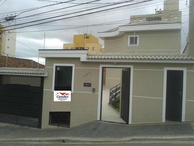 **sobrado Em Condomínio Fechado - Vila Mazzei/tucuruvi** - Ca0456