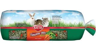 Heno Kaytee Zanahoria Conejo,cuyo,chinchilla,hamster,rata