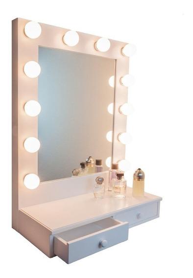 Espejo De Maquillaje (camerino) Con Luces Led