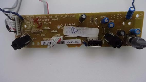 Sti Micro System Xb857srt Placa Usb