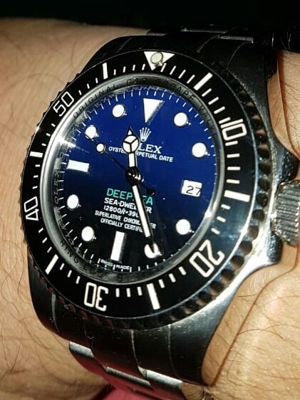 Relógio Rolex Depita