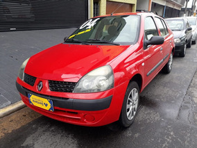 Renault Clio Sedan 1.0 16v Authentique 4p