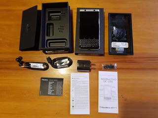Blackberry Keyone Libre 32 Gb + Accesorios