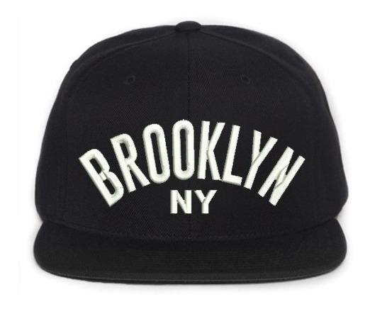 Boné Bordado - Brooklyn Ny New York Bronx