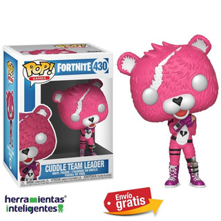 Cuddle Team Leader Funko Pop Fortnite Videojuego