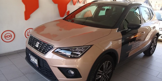 Seat Arona Xcellence Trans Dsg Mod 2019 Color Magenta