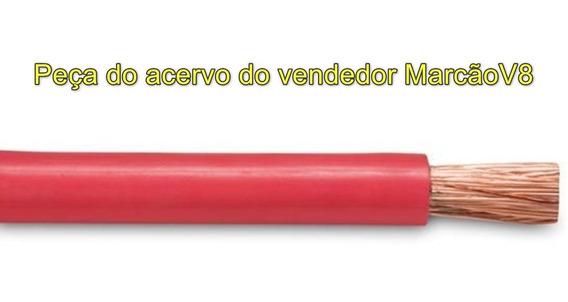 Cabo Vermelho 16 Mm Para Positivo De Bateria, Por Metro