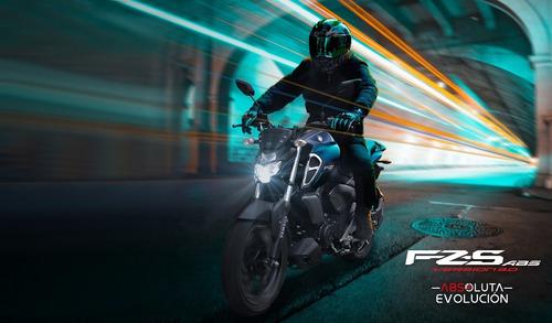 Yamaha Fzs Abs Versión 3.0