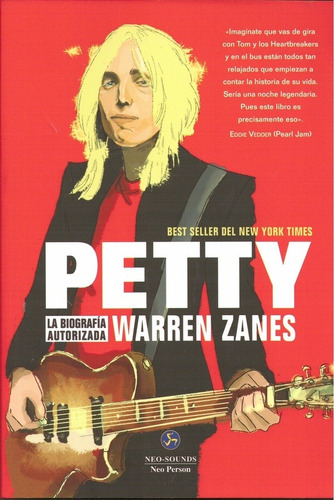 Imagen 1 de 3 de Petty La Biografía, Warren Zanes, Neo Person