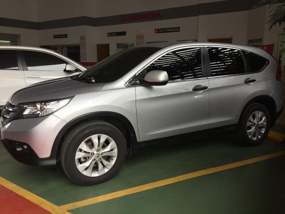 Hermosa Honda Crv City Plus 2014 Con Sólo 56.000 Kms