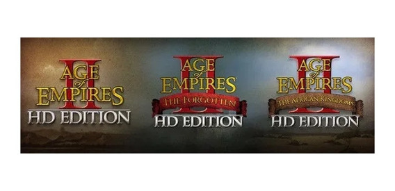 Age Of Empires Ii Hd + The Forgotten + The African Kingdoms