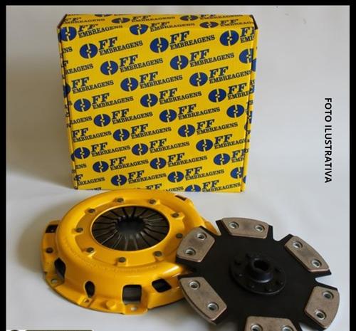 Imagem 1 de 1 de Embreagem De Cerâmica Ap Light  Pedal Leve  06 Past.