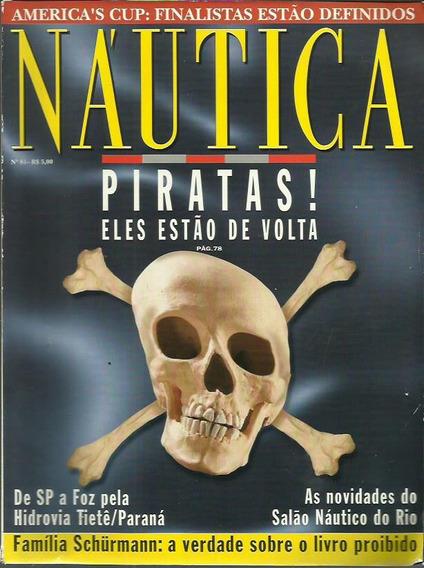Revista Náutica N° 81