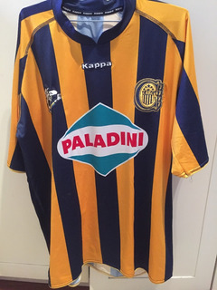 Camisa Rosario Central - Listrada (home) - 2008