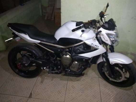 Yamaha Xj6 N 2010 Branca