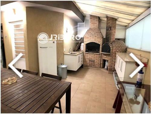 Imagem 1 de 29 de Casa Em Condomínio Para Venda 3 Dormitórios, 2 Vagas, Espaço Gourmet Churrasqueira Em Horto Florestal São Paulo-sp - 123994