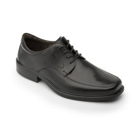 Calzado Zapato Flexi 96301 Negro Casual Oficina Vestir Salir