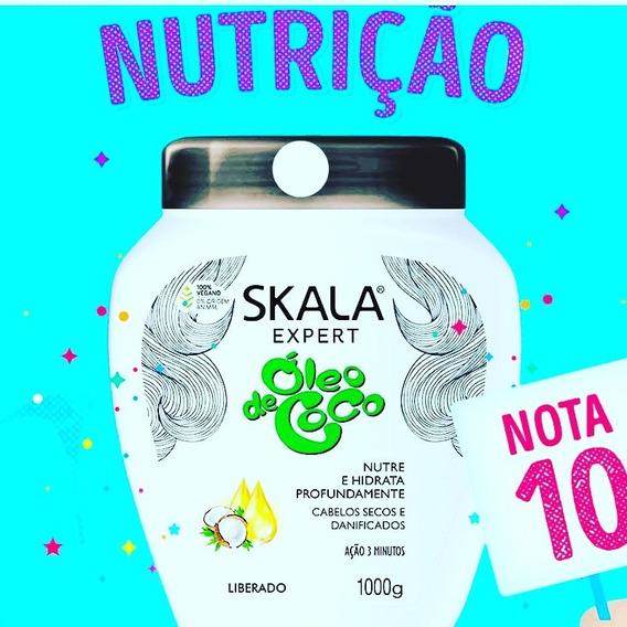 Crema Skala Brasilera-metodo Curly -veganas