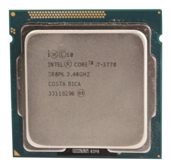 Processador Intel Core I7 - 3770 Soquete 1155