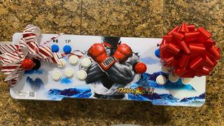 Tablero Maquinita Arcade Pandora Box 11 3003 Juegos Palancas