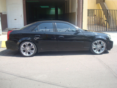 Imagen 1 de 9 de Cadillac Cts 2004 Full Equipo Unico 6 Cil Madera Motomaniaco