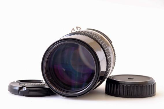 Lente Nikon Ai 135mm F/2.8