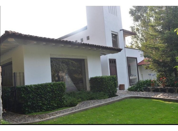 Casa En Venta Rancho San Francisco Desierto De Los Leones