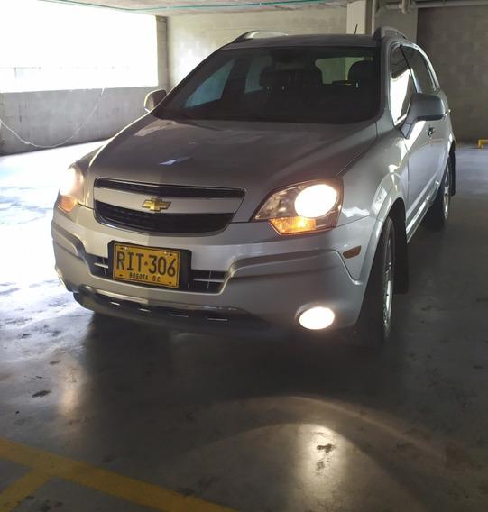 Chevrolet Captiva Platinum Awd 2011