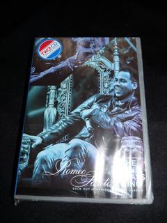 Romeo Santos The King Stay King Cd Dvd Bachata Aventura Live