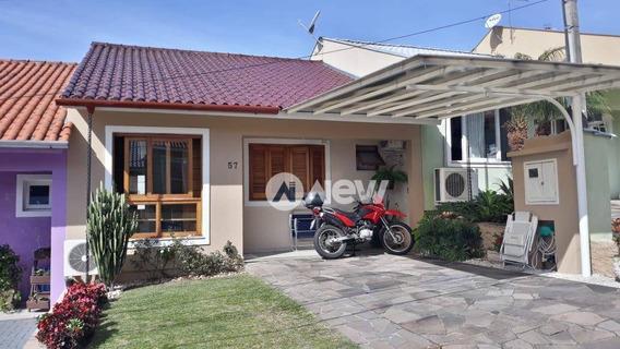 Casa Com 3 Dormitórios À Venda, 101 M² Por R$ 370.000 - Rincão - Novo Hamburgo/rs - Ca3002