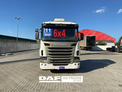 Imagem 1 de 10 de Scania G420 6x4 2011