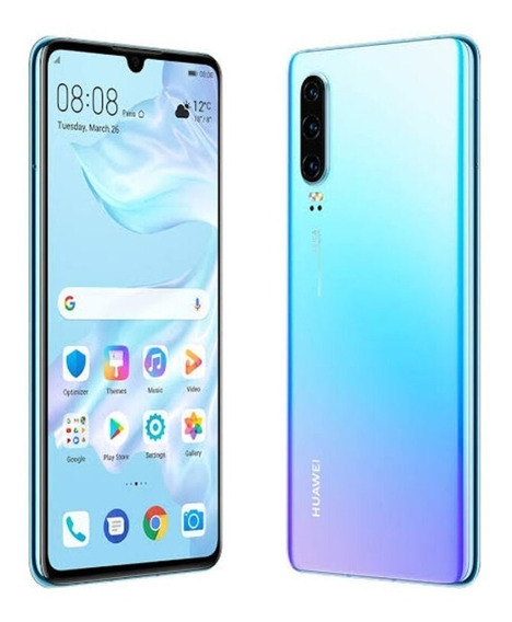 Huawei P30 Lite 256gb New Edition 6gb Ram Piedra Luna