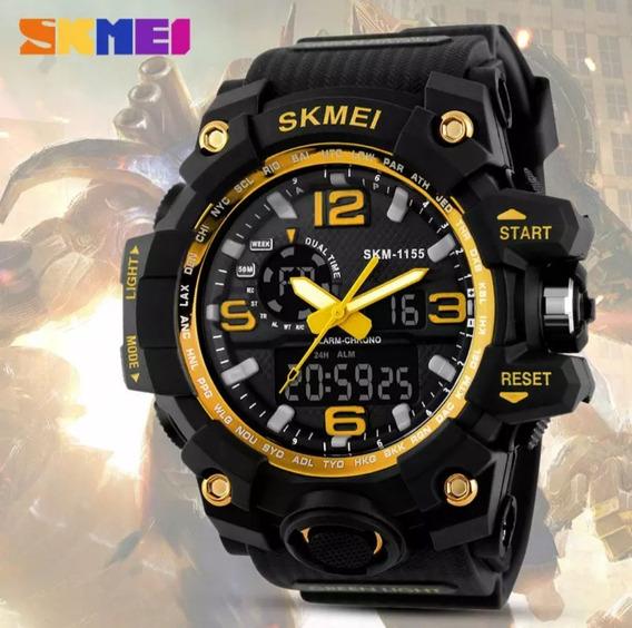 Relógio Skmei Original 100% Funcional A Prova Dágua Promoção