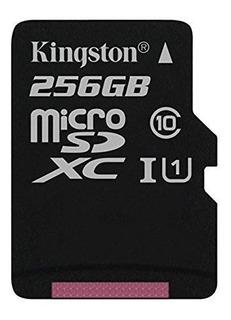 Kingston Profesional 256 Gb Nokia Lumia 521 Tarjeta Microsdx
