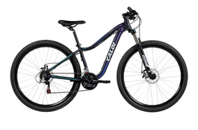 Bicicleta Caloi Évora Aro 29 Freio A Disco 21 Marchas Preto