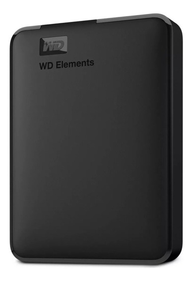 Hd 4tb Usb 2,5 Elements Western Digital 2451