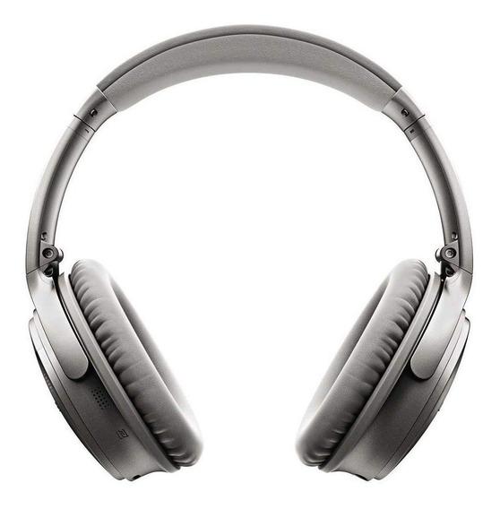Fone de ouvido sem fio Bose 35 II prata