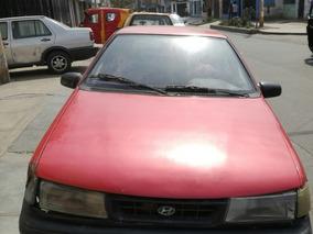 Hyundai Excel Placa Eo 2743 1994