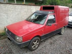 Fiat Fiorino Bau
